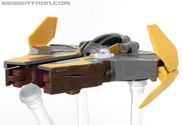 Star Wars Transformers Anakin Skywalker (Jedi Starfighter) (Image #36 of 95)