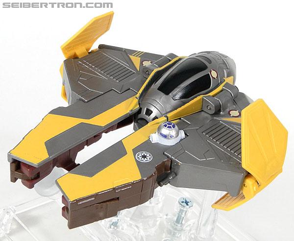 Star Wars Transformers Anakin Skywalker (Jedi Starfighter) (Image #37 of 95)