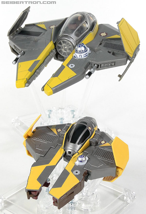 Star Wars Transformers Anakin Skywalker (Jedi Starfighter) (Image #41 of 95)