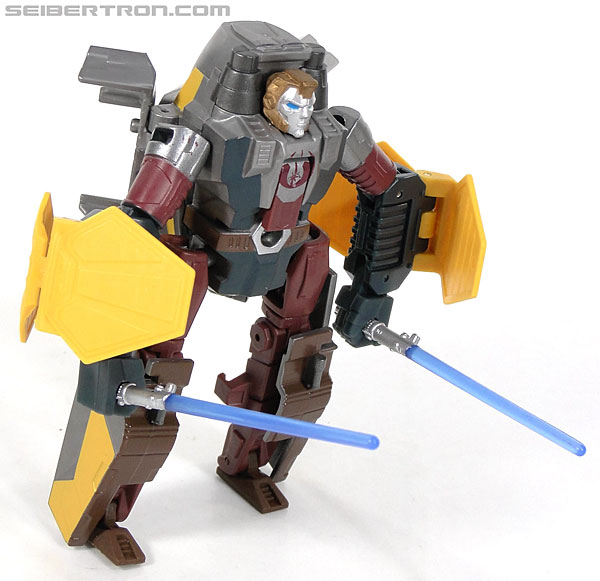 Star Wars Transformers Anakin Skywalker (Jedi Starfighter) (Image #49 of 95)