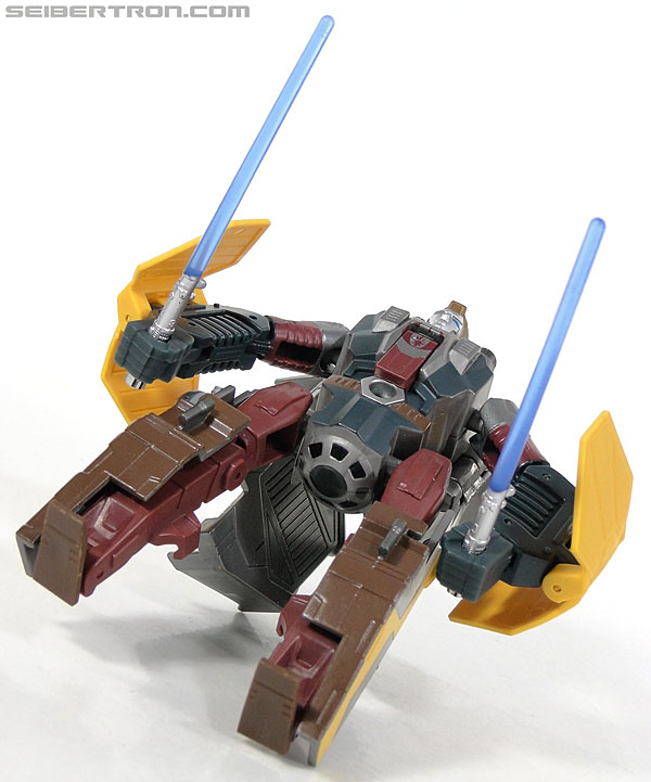 Star Wars Transformers Anakin Skywalker (Jedi Starfighter) (Image #61 of 95)