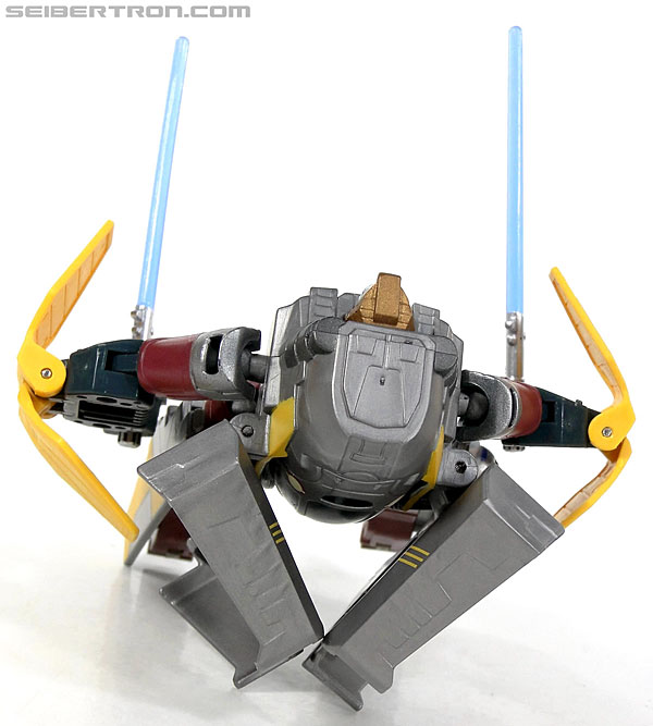 Star Wars Transformers Anakin Skywalker (Jedi Starfighter) (Image #62 of 95)