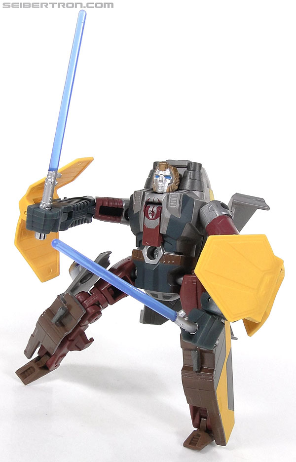 Star Wars Transformers Anakin Skywalker (Jedi Starfighter) (Image #63 of 95)