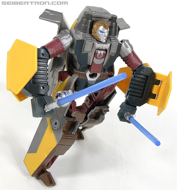 Star Wars Transformers Anakin Skywalker (Jedi Starfighter) (Image #66 of 95)