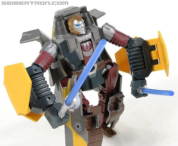 Star Wars Transformers Anakin Skywalker (Jedi Starfighter) (Image #67 of 95)