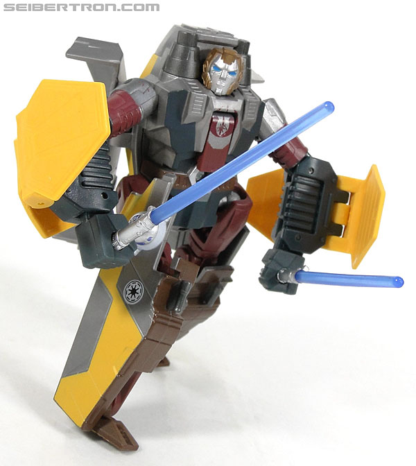 Star Wars Transformers Anakin Skywalker (Jedi Starfighter) (Image #71 of 95)