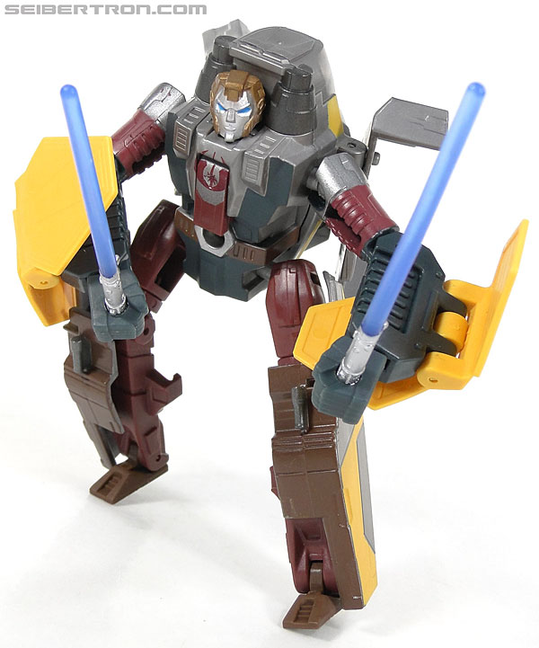Star Wars Transformers Anakin Skywalker (Jedi Starfighter) (Image #72 of 95)