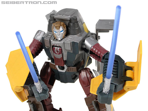 Star Wars Transformers Anakin Skywalker (Jedi Starfighter) (Image #74 of 95)