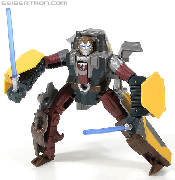 Star Wars Transformers Anakin Skywalker (Jedi Starfighter) (Image #82 of 95)