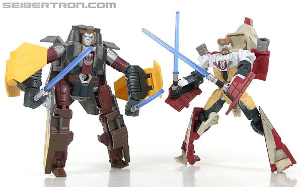 Star Wars Transformers Anakin Skywalker (Jedi Starfighter) (Image #83 of 95)