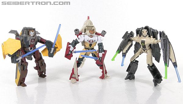 Star Wars Transformers Anakin Skywalker (Jedi Starfighter) (Image #86 of 95)