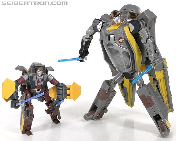 Star Wars Transformers Anakin Skywalker (Jedi Starfighter) (Image #90 of 95)