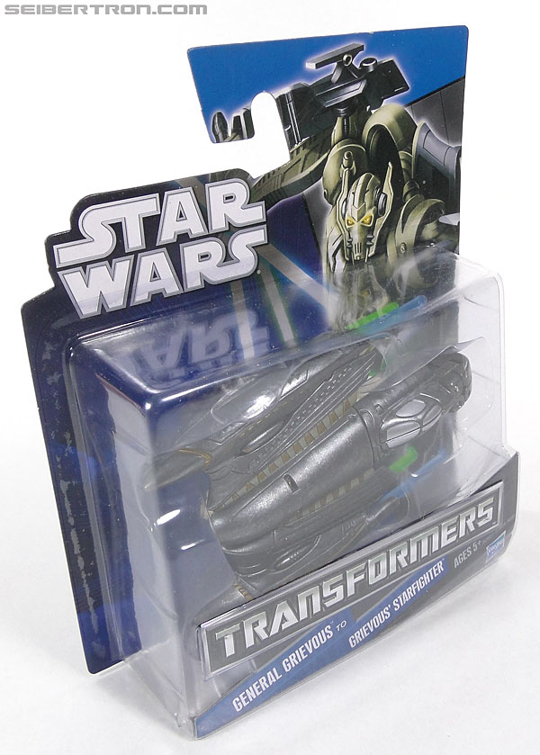 Star Wars Transformers General Grievous (Grievous Starfighter) (Image #4 of 80)