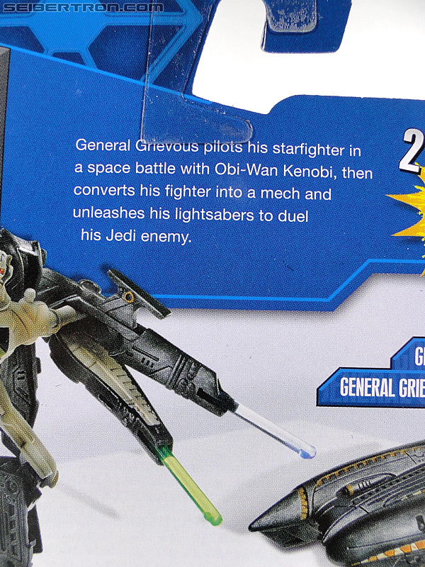 Star Wars Transformers General Grievous (Grievous Starfighter) (Image #7 of 80)