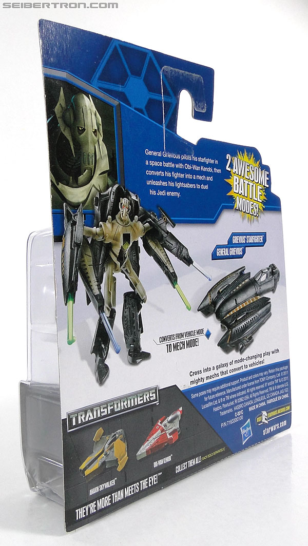 Star Wars Transformers General Grievous (Grievous Starfighter) (Image #8 of 80)