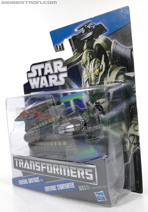 Star Wars Transformers General Grievous (Grievous Starfighter) (Image #9 of 80)