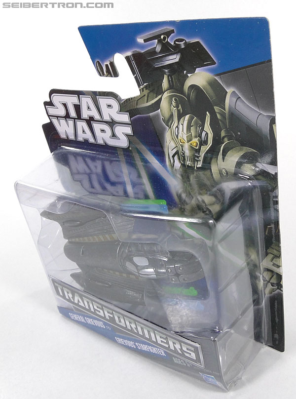Star Wars Transformers General Grievous (Grievous Starfighter) (Image #10 of 80)