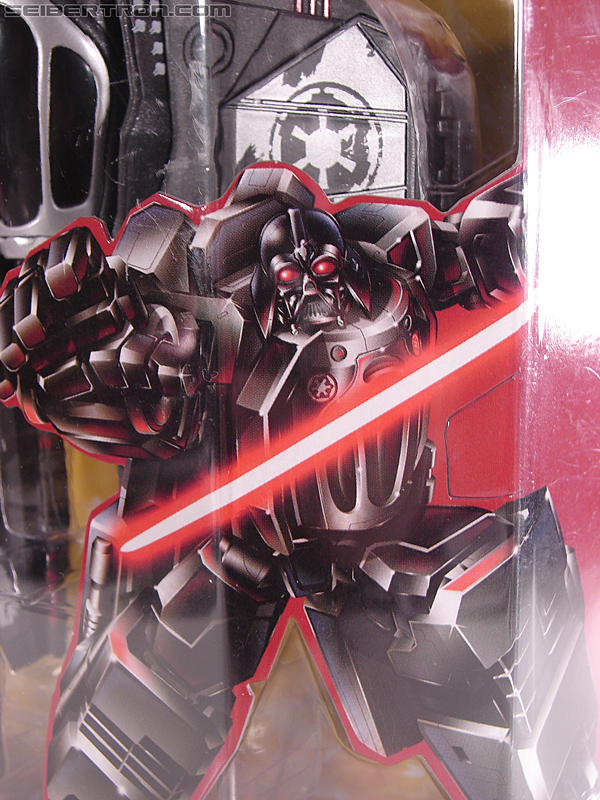 Star Wars Transformers Darth Vader (Sith Starfighter) (Image #4 of 138)