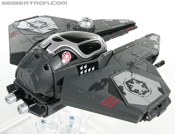 Star Wars Transformers Darth Vader (Sith Starfighter) (Image #19 of 138)
