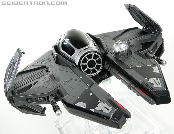 Star Wars Transformers Darth Vader (Sith Starfighter) (Image #28 of 138)
