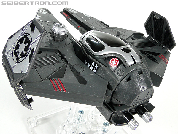 Star Wars Transformers Darth Vader (Sith Starfighter) (Image #32 of 138)