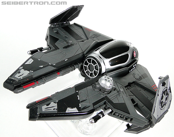 Star Wars Transformers Darth Vader (Sith Starfighter) (Image #33 of 138)