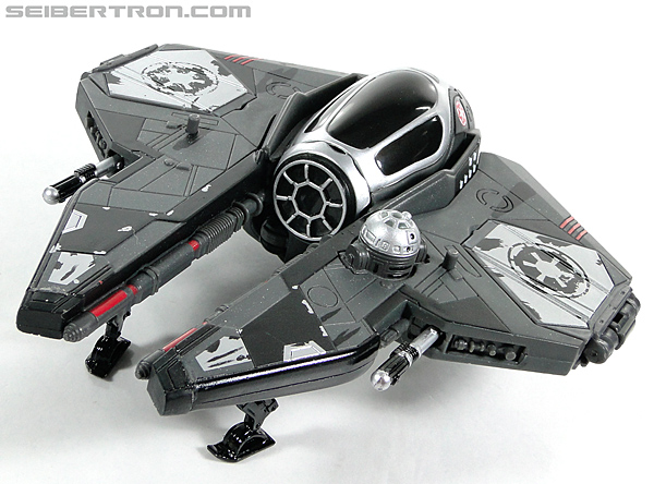 Star Wars Transformers Darth Vader (Sith Starfighter) (Image #39 of 138)
