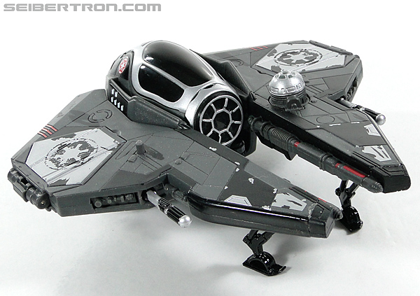 Star Wars Transformers Darth Vader (Sith Starfighter) (Image #40 of 138)
