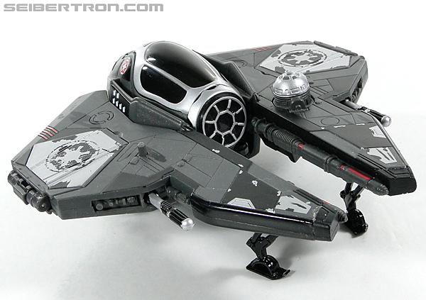 Star Wars Transformers Darth Vader (Sith Starfighter) (Image #40 of 138)