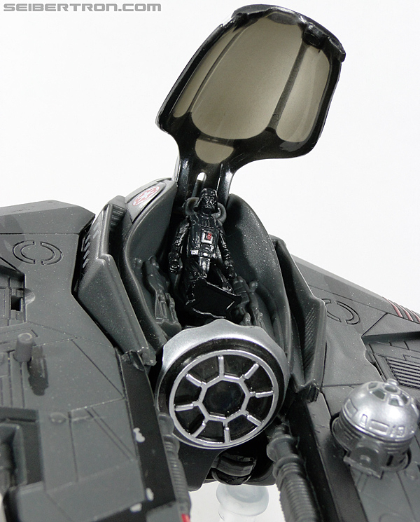 Star Wars Transformers Darth Vader (Sith Starfighter) (Image #42 of 138)