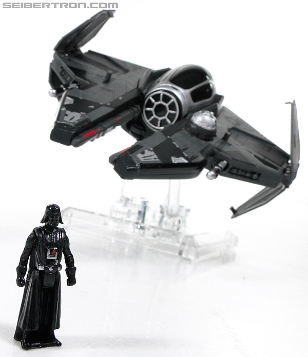 Star Wars Transformers Darth Vader (Sith Starfighter) (Image #46 of 138)