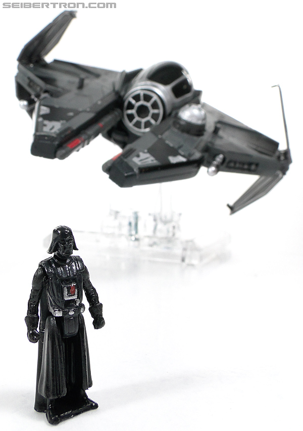 Star Wars Transformers Darth Vader (Sith Starfighter) (Image #47 of 138)