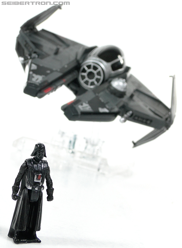 Star Wars Transformers Darth Vader (Sith Starfighter) (Image #48 of 138)