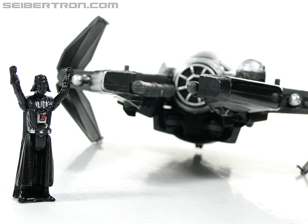 Star Wars Transformers Darth Vader (Sith Starfighter) (Image #49 of 138)