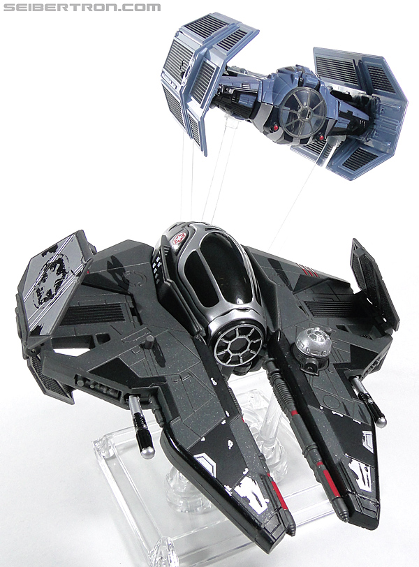 Star Wars Transformers Darth Vader (Sith Starfighter) (Image #65 of 138)