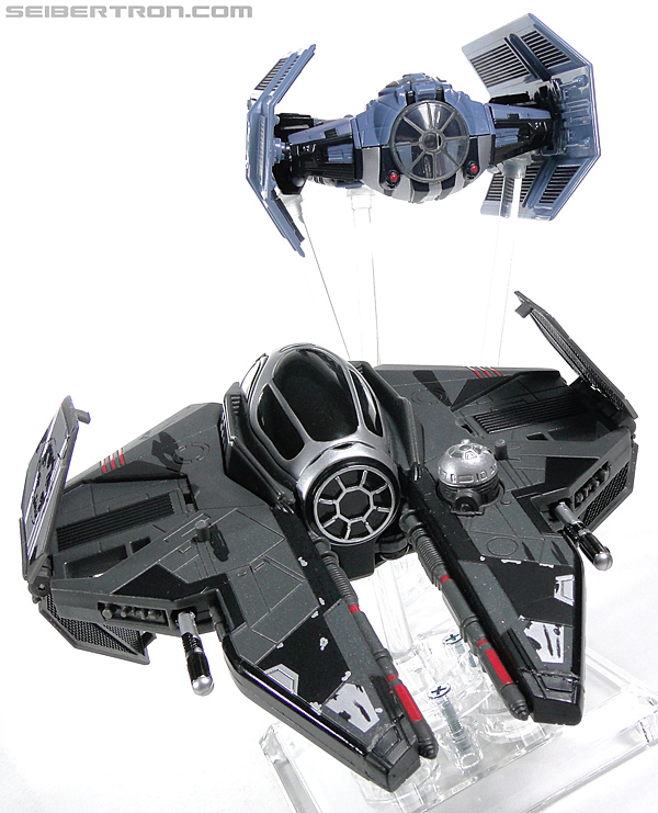 Star Wars Transformers Darth Vader (Sith Starfighter) (Image #67 of 138)
