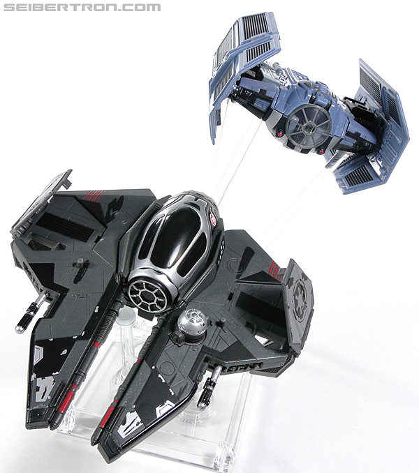 Star Wars Transformers Darth Vader (Sith Starfighter) (Image #68 of 138)