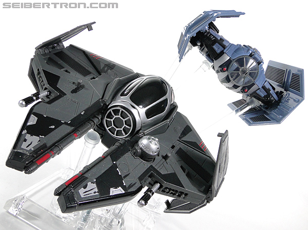 Star Wars Transformers Darth Vader (Sith Starfighter) (Image #69 of 138)