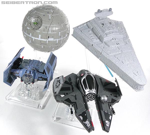 Star Wars Transformers Darth Vader (Sith Starfighter) (Image #71 of 138)