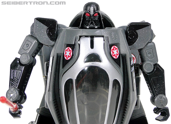 Star Wars Transformers Darth Vader (Sith Starfighter) (Image #73 of 138)
