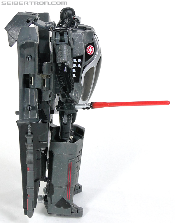 Star Wars Transformers Darth Vader (Sith Starfighter) (Image #76 of 138)