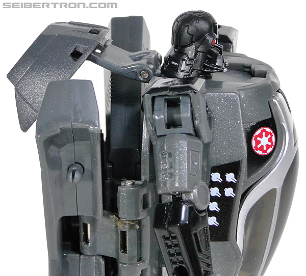Star Wars Transformers Darth Vader (Sith Starfighter) (Image #77 of 138)