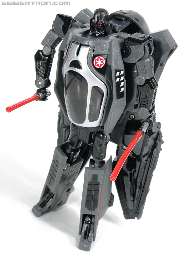 Star Wars Transformers Darth Vader (Sith Starfighter) (Image #85 of 138)