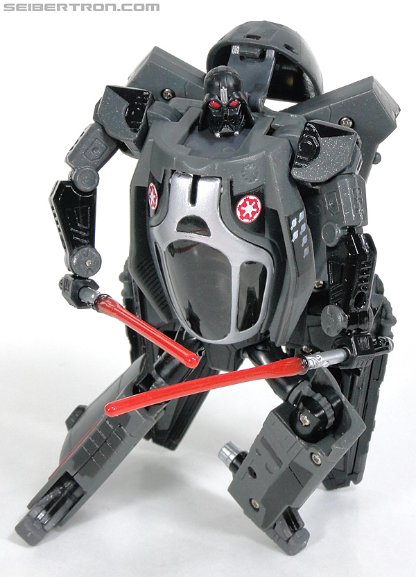 Star Wars Transformers Darth Vader (Sith Starfighter) (Image #98 of 138)