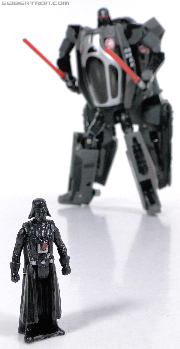 Star Wars Transformers Darth Vader (Sith Starfighter) (Image #138 of 138)