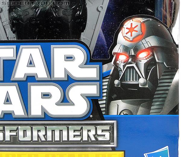 Star Wars Transformers Darth Vader (Star Destroyer) / Anakin Skywalker (Jedi Cruiser) (Darth Vader Star Destroyer Anakin Skywalker Jedi Cruiser) (Image #3 of 200)