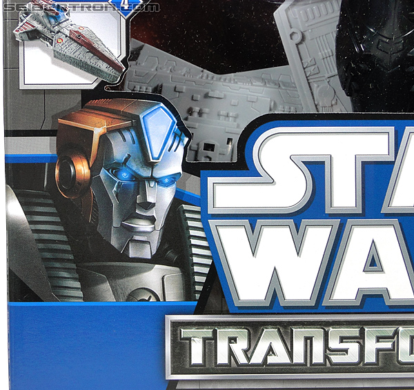 Star Wars Transformers Darth Vader (Star Destroyer) / Anakin Skywalker (Jedi Cruiser) (Darth Vader Star Destroyer Anakin Skywalker Jedi Cruiser) (Image #5 of 200)