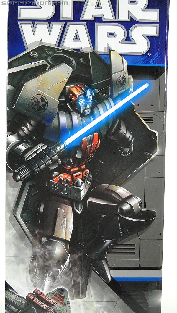 Star Wars Transformers Darth Vader (Star Destroyer) / Anakin Skywalker (Jedi Cruiser) (Darth Vader Star Destroyer Anakin Skywalker Jedi Cruiser) (Image #10 of 200)