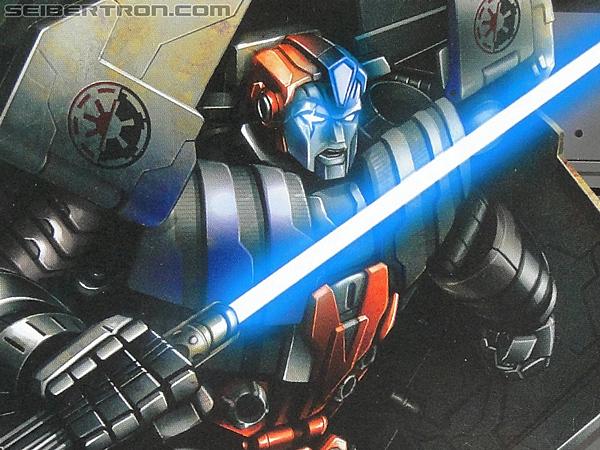 Star Wars Transformers Darth Vader (Star Destroyer) / Anakin Skywalker (Jedi Cruiser) (Darth Vader Star Destroyer Anakin Skywalker Jedi Cruiser) (Image #12 of 200)