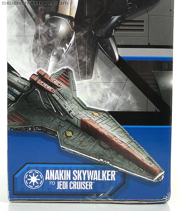 Star Wars Transformers Darth Vader (Star Destroyer) / Anakin Skywalker (Jedi Cruiser) (Darth Vader Star Destroyer Anakin Skywalker Jedi Cruiser) (Image #13 of 200)